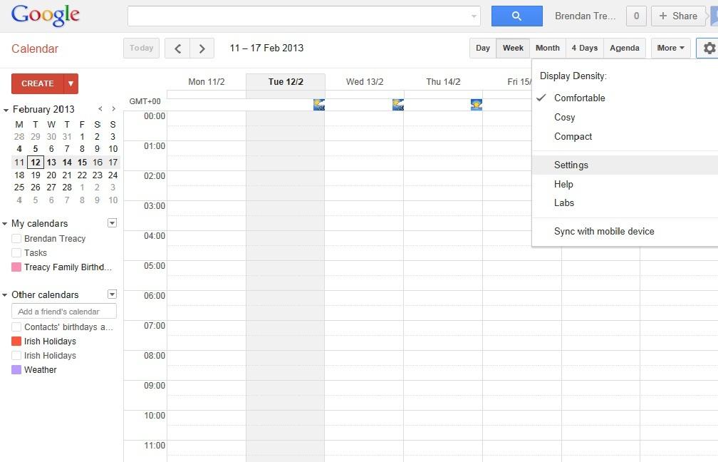 Google Calendar - Menu .jpg